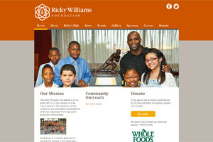 Ricky Williams Foundation